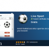 google chrome live sport