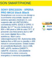 Xperia Pro MK16 Black