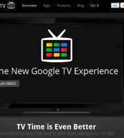 google tv sito