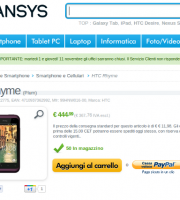 htc rhyme expansys