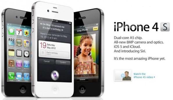 prezzo iphone 4s 32gb usato