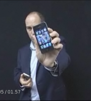 iphone 4s video bbc