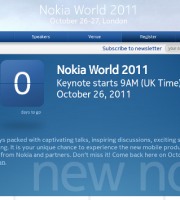 nokia world 2011 streaming