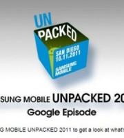 unpacked 2011 samsung