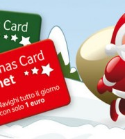 Vodafone Christmas Card Internet e Vodafone Christmas Card Messaggi