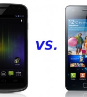 confronto video galaxy nexus e galaxy s2