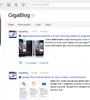seguimi su google plus gigablog