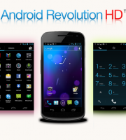 android revolution hd rom