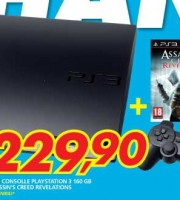 auchan offerta ps3 assassin revelations