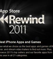migliori applicazioni 2011 iphone ipad