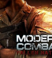 modern combat 3 fallen nation android
