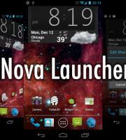nova launcher android 4.0