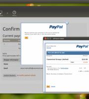 ubuntu software center paypal