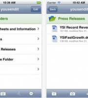 yousendit-ios e mac