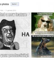google plus meme