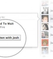 tasto facebook musica