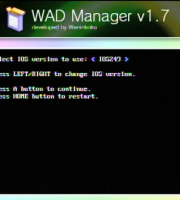 wad manager 1.7 wii
