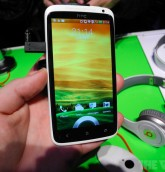 htc one x mwc 2012 video
