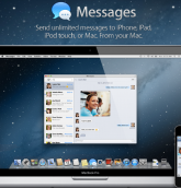 messages mac