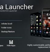 nova launcher market