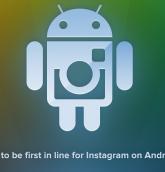 istangram per android iscrizione