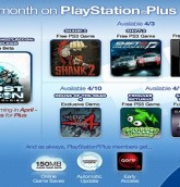 sony playstation plus aprile