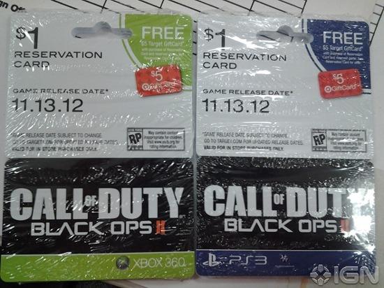 black ops 2 data uscita
