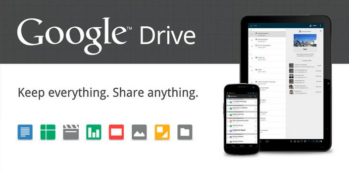google drive informazioni