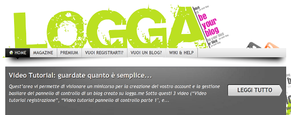 logga blog wordpress