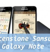 recensione Samsung Galaxy Note by GigaBlog