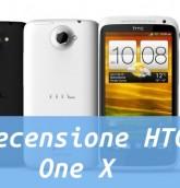 recensione htc one x
