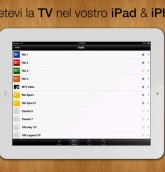 tv italia ipad iphone