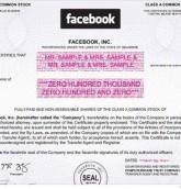 FacebookStockCertificate