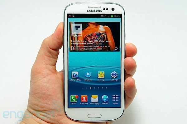 caratteristiche galaxy s3