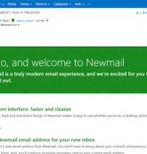 Newmail-Message