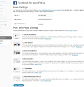 facebook plugin wordpress 1