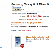 galaxy s3 pebble blue amazon