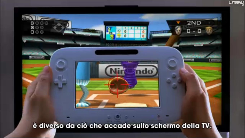 Conferenza Nintendo Wii U E Nuovo Gamepad Tutte Le